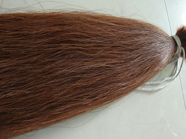 Horse Tail Hair For Wig And Horse Hair Jewellery